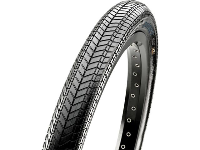 "Maxxis Grifter Folding Tyre 20x2.40"" SilkShield black"
